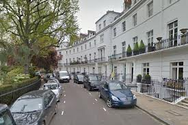 Homes in England's most expensive street come with £8.1 mln price tag
