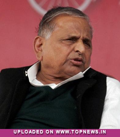 Mulayam keeps UPA guessing by saying FDI will hurt farmers