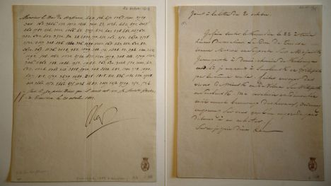 Napoleon''s Moscow Kremlin letter fetches $243,500 at auction