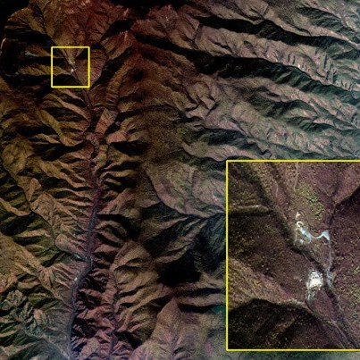 Satellite images show fresh activity at North Korea's nuke site