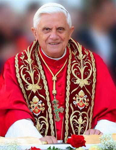Pope Benedict XVI quit after being handed shocking report into gay sex in Vatican