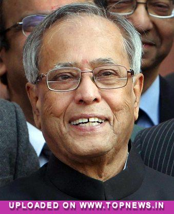 Mukherjee greets nation ahead of Lohri, Makar Sankranti and Pongal