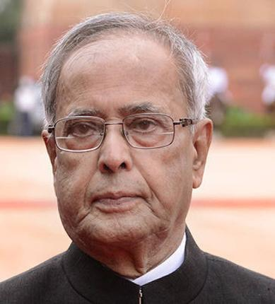 Mukherjee to receive heads of state/government at Rashtrapati Bhavan tomorrow