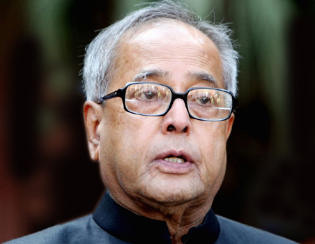 Terrorism biggest threat to peace: President Mukherjee