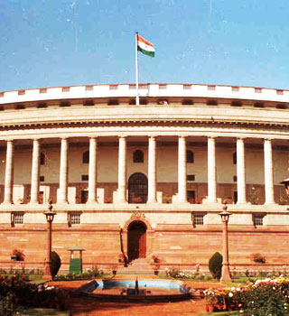 Rajya Sabha adjourned for the day