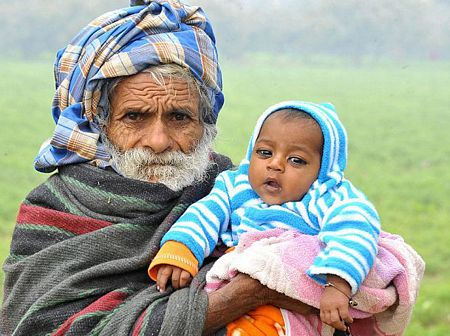 Sonepat villager fathers child at 96, stakes claim to be world's oldest dad