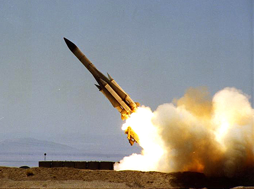 "Iran testifies S-200 air defense missile ""successfully"": report"