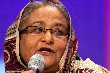 Gujral a true friend of Bangladesh, says Hasina