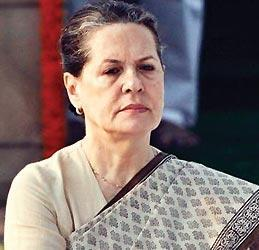 ''Congress is only pan-Indian party'': Sonia Gandhi