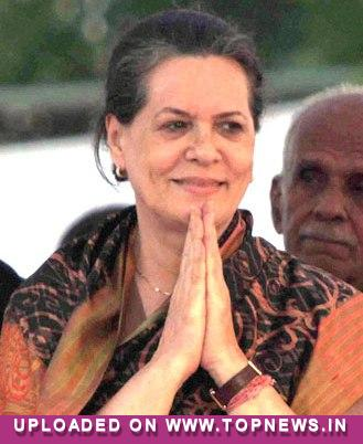 Sonia Gandhi to address election rally in Gujarat today
