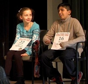 Jackson County Spelling Bee ends in tie after running out of words
