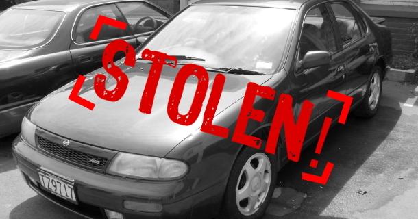 Car Theft In Delhi