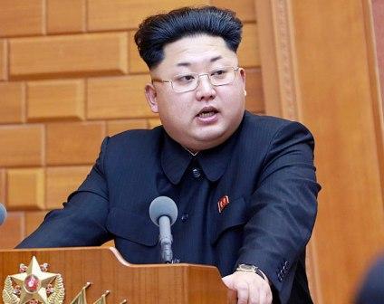 Xi Jinping greets North Korea's Kim on new title