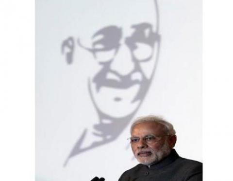 PM Modi to launch Mahatma Gandhi exhibition, marking 100 years of Champaran Satyagraha