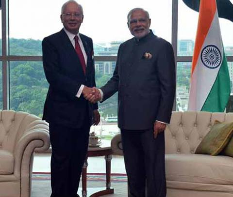 India will be delighted to welcome Malaysian PM: PM Modi
