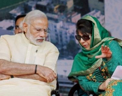 J-K flood situation: PM Modi calls Mehbooba Mufti, offers all possible help from Centre