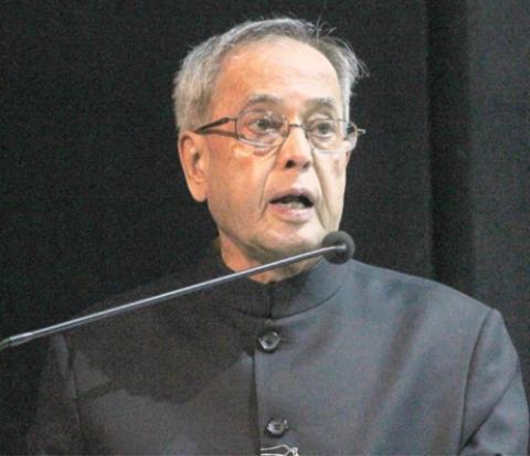President Mukherjee hails India as 'the land of tolerance'