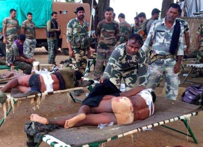 Sukma horror: When villagers were compelled to attack their CRPF 'friends'