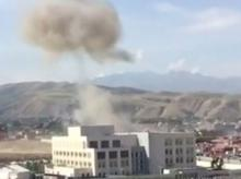 One dead, three injured in blast near Chinese embassy in Kyrgyzstan