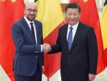 China, Belgium to enhance investment ties