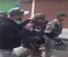 CRPF viral video: FIR registered against youth ill-treating jawans