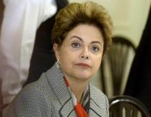 Rousseff vows never quit