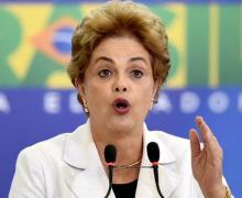 Brazilian senate approves impeachment trial of Rousseff