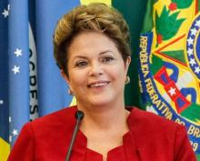 Bid to speed up impeachment trial angers Rousseff's supporters