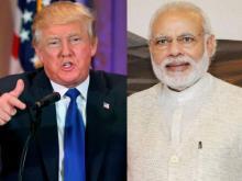 Trump conveys his felicitations to PM Modi on electoral results