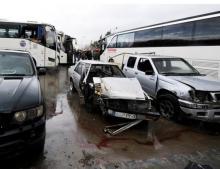 Damascus bombings: Dozens of Iraqi pilgrims killed