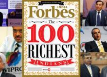 Four women make it to this year's Forbes India's 100 Richest People