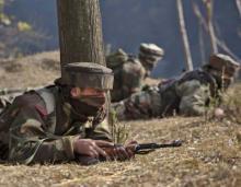 JK: Terrorists attack Army camp in Kupwara