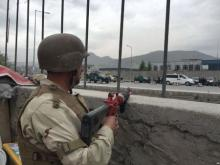 Taliban claims responsibility for Kabul explosion, gunfight underway