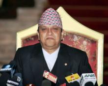Complaint filed against former king Gyanendra, PM Oli