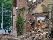 Earthquake measuring 6.2 hits central Italy
