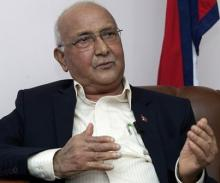 Maoists pull out of Oli-led coalition government