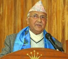 Nepal PM meets Chinese Prez, requests Beijing to build rail lines