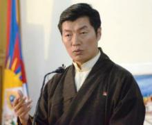 Exiled Tibetan PM expresses solidarity with refugees across the world