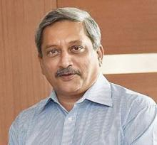 Parrikar hits out at Pak, says 'small percentage' holding majority to ransom in
