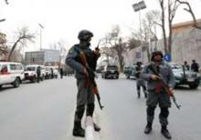 Explosion reported near military hospital in Kabul