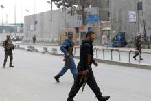 Two killed in military hospital terror attack in Kabul