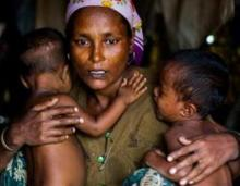 Rohingya group urges EU support for probe into 'Myanmar's Crimes against Rohingya'