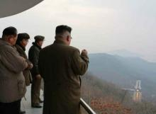 N. Korea tests high-thrust missile engine