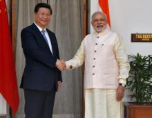 PM Modi holds bilateral talks with Xi Jinping