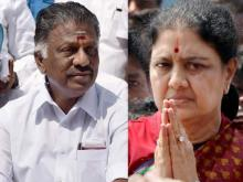 Several injured as clash breaks out between Sasikala, OPS camps in TN