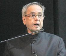 President Mukherjee hails India as 'the land of tolerance'