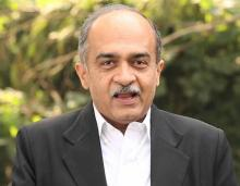FIR registered against Prashant Bhushan for 'inflammatory tweets' against Lord Krishna