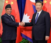 China, Nepal agree to cooperate more on Belt and Road initiative