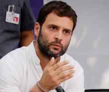 'Partial' relief for UP farmers, BJP forced to see reason: Rahul Gandhi
