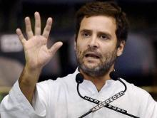 Those who disagree with PM Modi or BJP don't have any place in India: Rahul